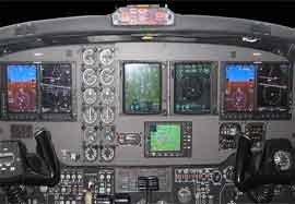 King Air 200 Dual Garmin G600, ADSB